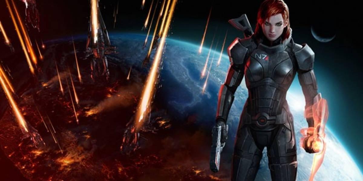 Mass Effect 3 podrá comprarse en la PSN desde el día de lanzamiento