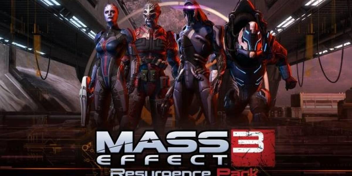 DLC gratuito de Mass Effect 3 estuvo a la venta en Xbox Live