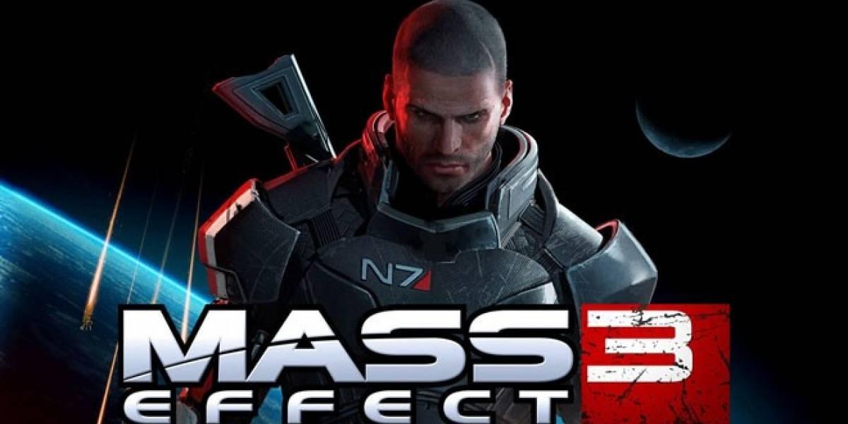 Mass Effect 3 lidera las ventas de marzo en Estados Unidos