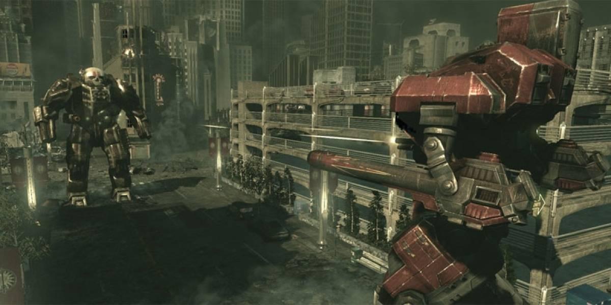 MechWarrior 5 está vivo pero no presente en la [E3 2011]