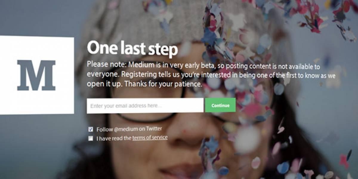 Medium y Branch: Las nuevas redes sociales de los padres de Twitter