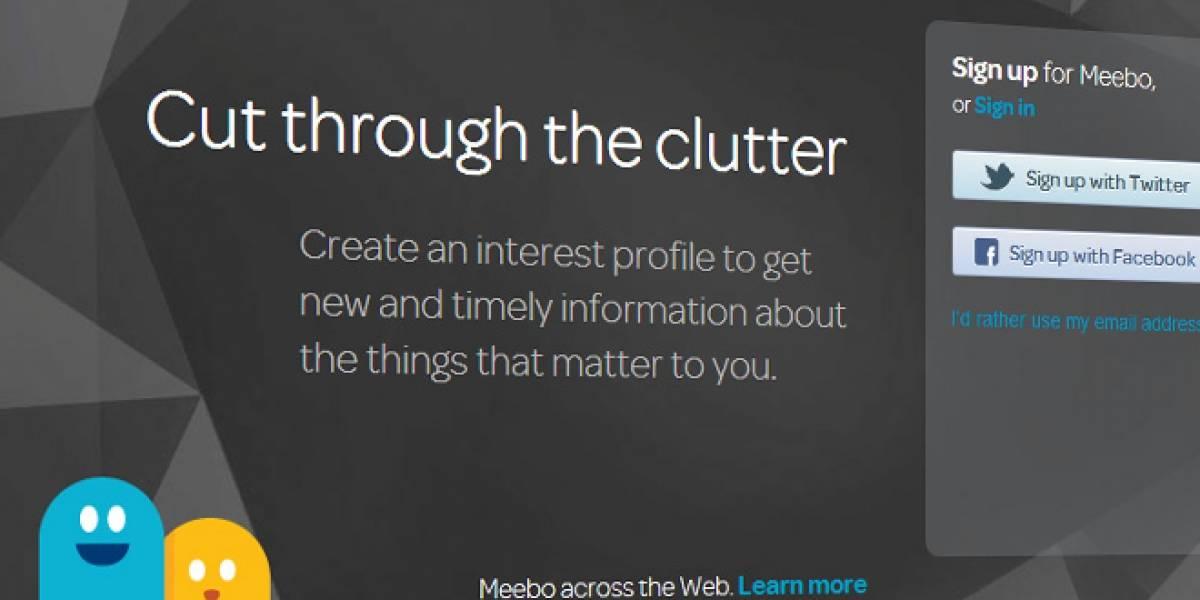 Meebo: mensajería hecha en AJAX