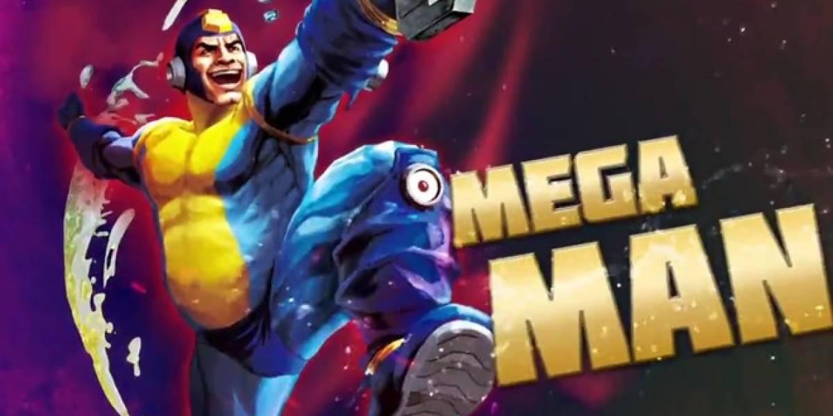 Keiji Inafune está de acuerdo con la aparición de Mega Man en Street Fighter X Tekken
