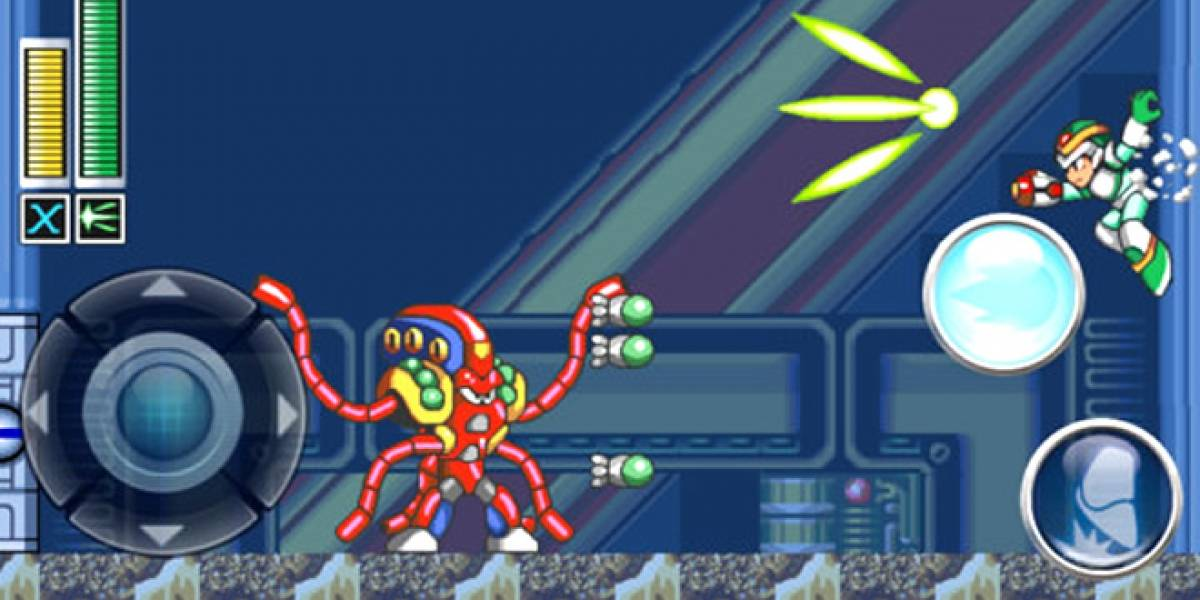 Mega Man X para iOS se dispara en la AppStore