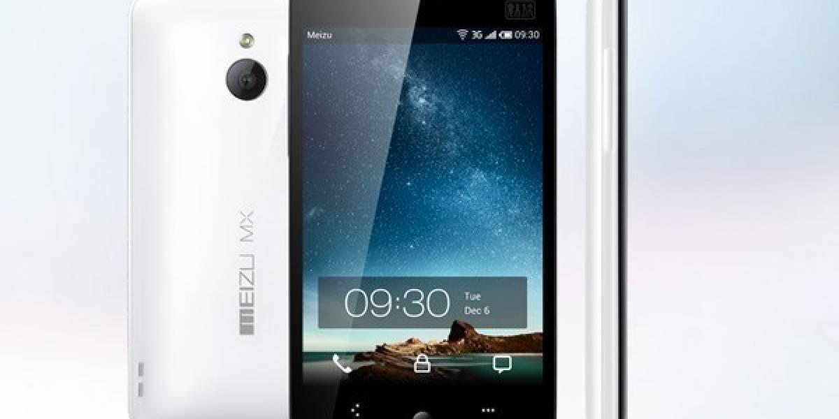 Meizu MX se lanza el 1 de enero en China