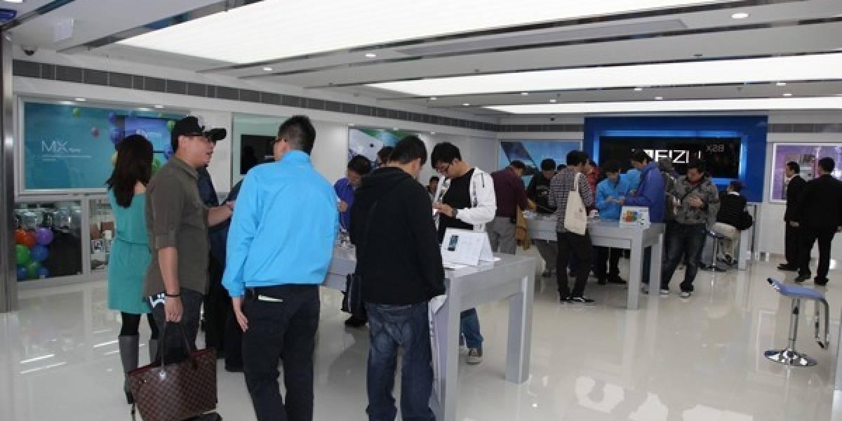 Meizu abre en Hong Kong su primera tienda oficial fuera de China