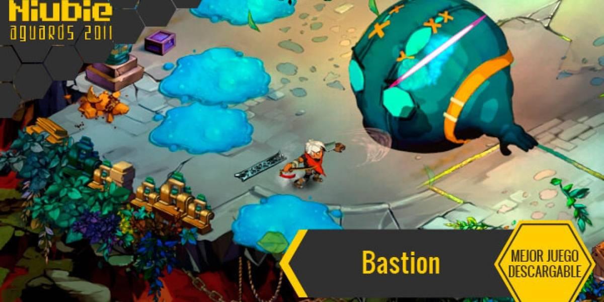Mejor Videojuego Descargable [NB Aguards 11]: Bastion