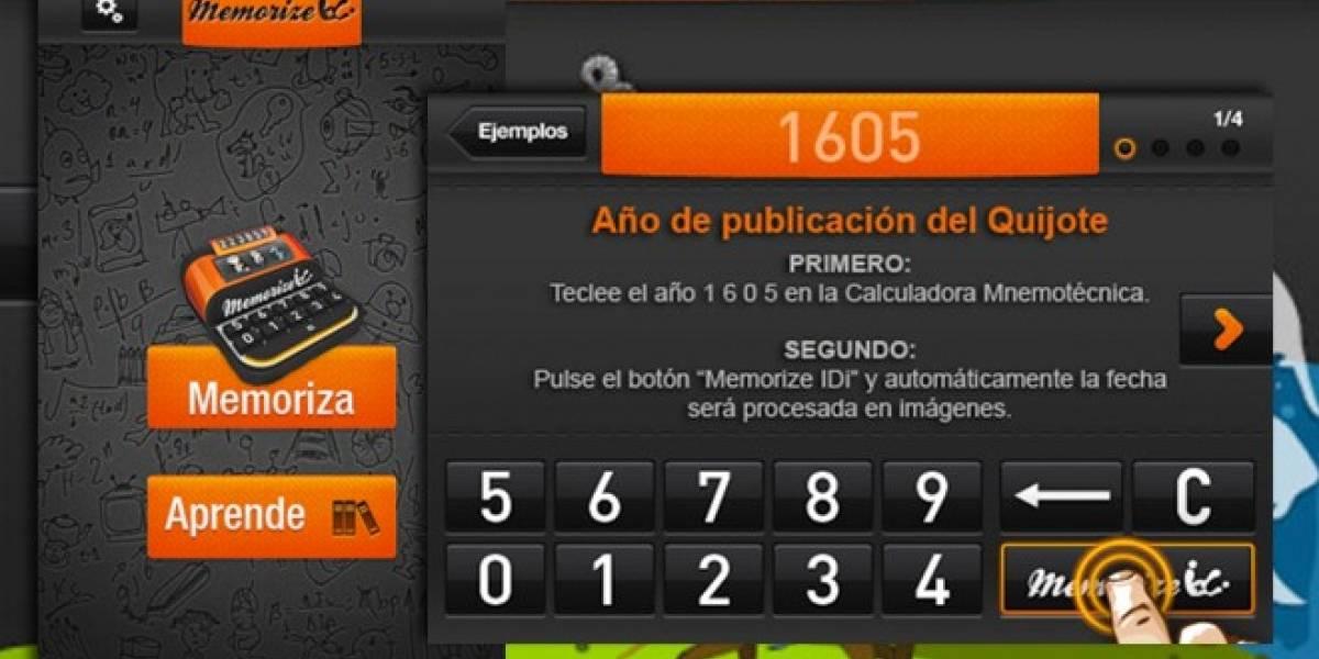 España: Una aplicación para memorizar grandes cifras triunfa en Apple Store