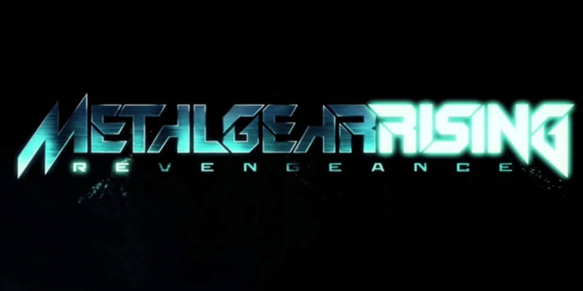 Metal Gear Rising: Revengeance se hace oficial con su video en alta definición [VGA 2011]
