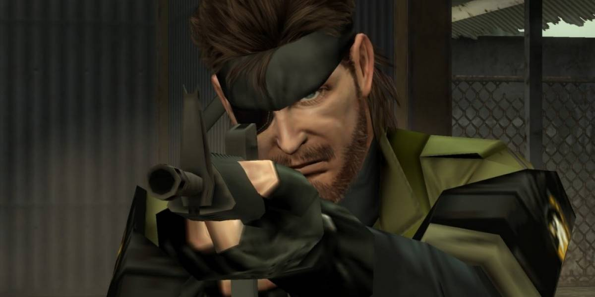Metal Gear Solid: HD Collection también llegará a PlayStation Vita