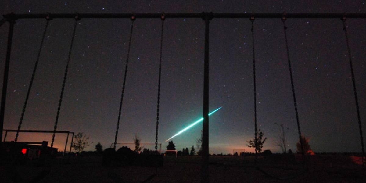 Chile: Radares de la Fuerza Aérea no registraron caída de supuesto meteorito en el norte
