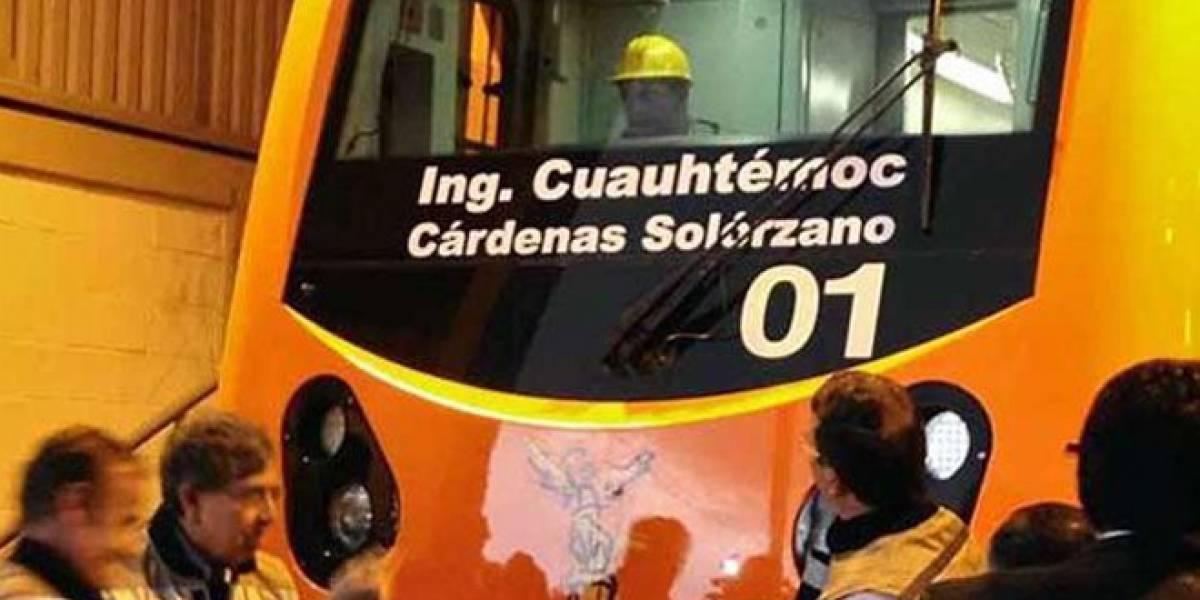 México: Consultarán a la ciudadanía para que bautice los trenes de la Línea 12 del Metro