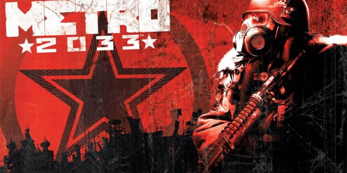 Metro 2033 es gratis para todos en PC
