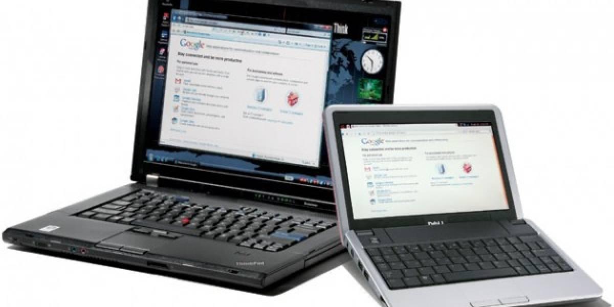Intel disfruta canibalización de notebooks