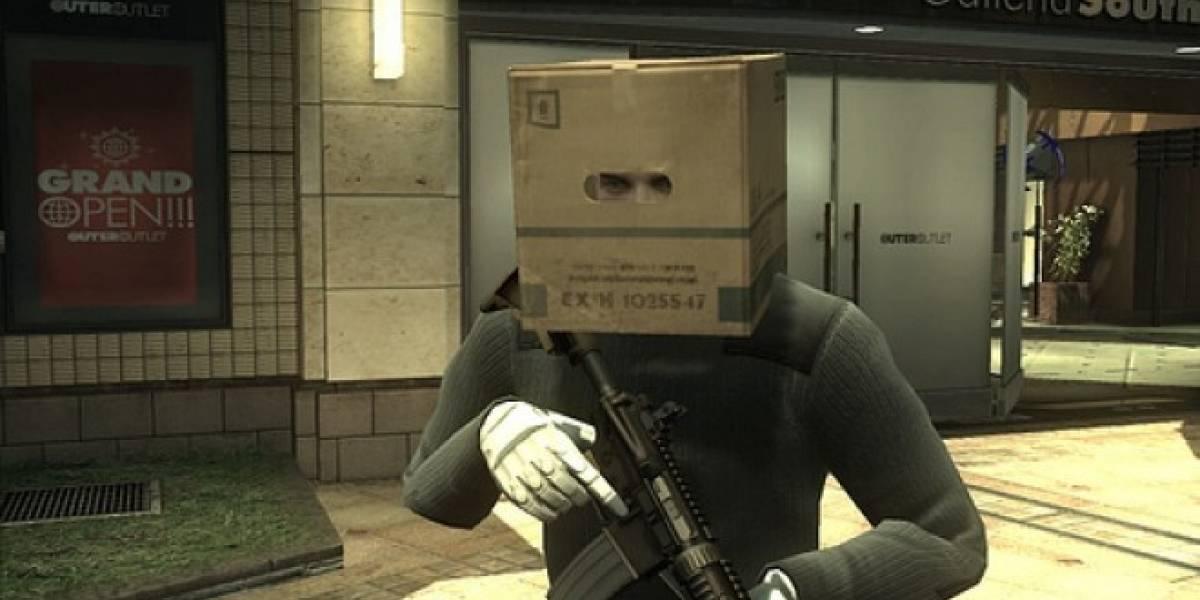 Metal Gear Online cierra sus servidores el 12 de Junio