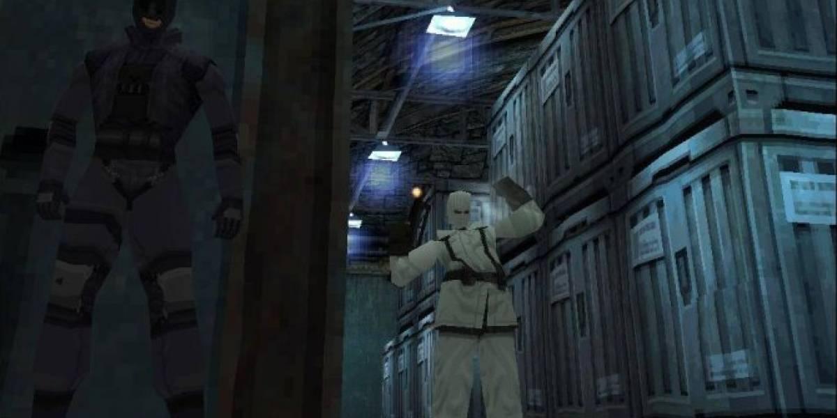 Kojima está dispuesto a hacer un remake de Metal Gear Solid