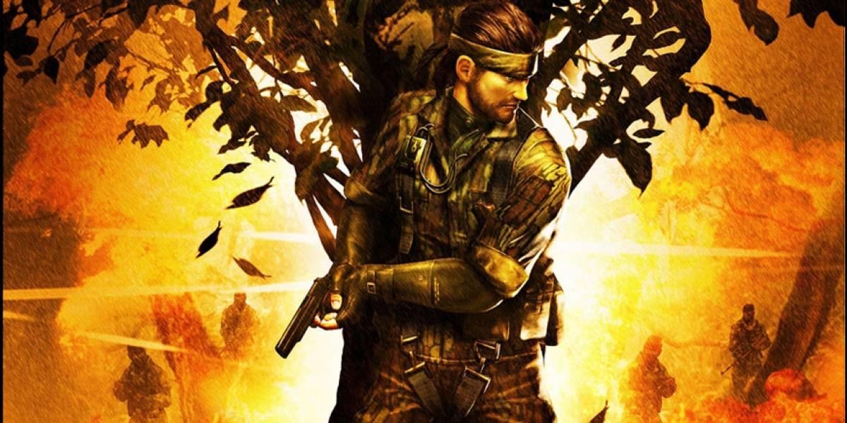 Ya hay fecha para las versiones descargables de Metal Gear Solid HD Collection