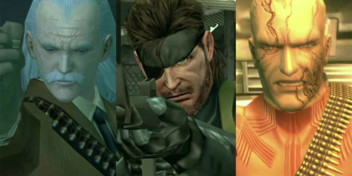 Trailer de lanzamiento de Metal Gear Solid HD Collection
