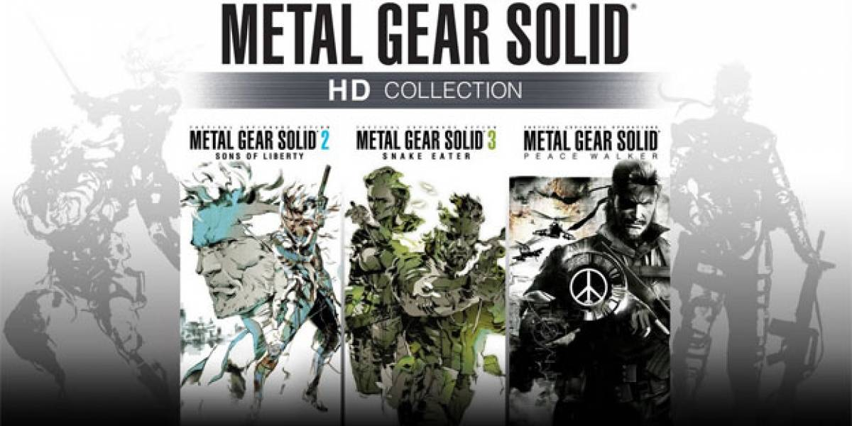 Metal Gear Solid HD no aparecerá simultáneamente en América y Europa