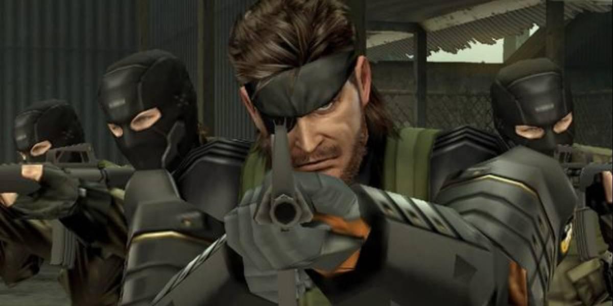 MGS Peace Walker llegará a PS3 a través de la línea PSP Remaster