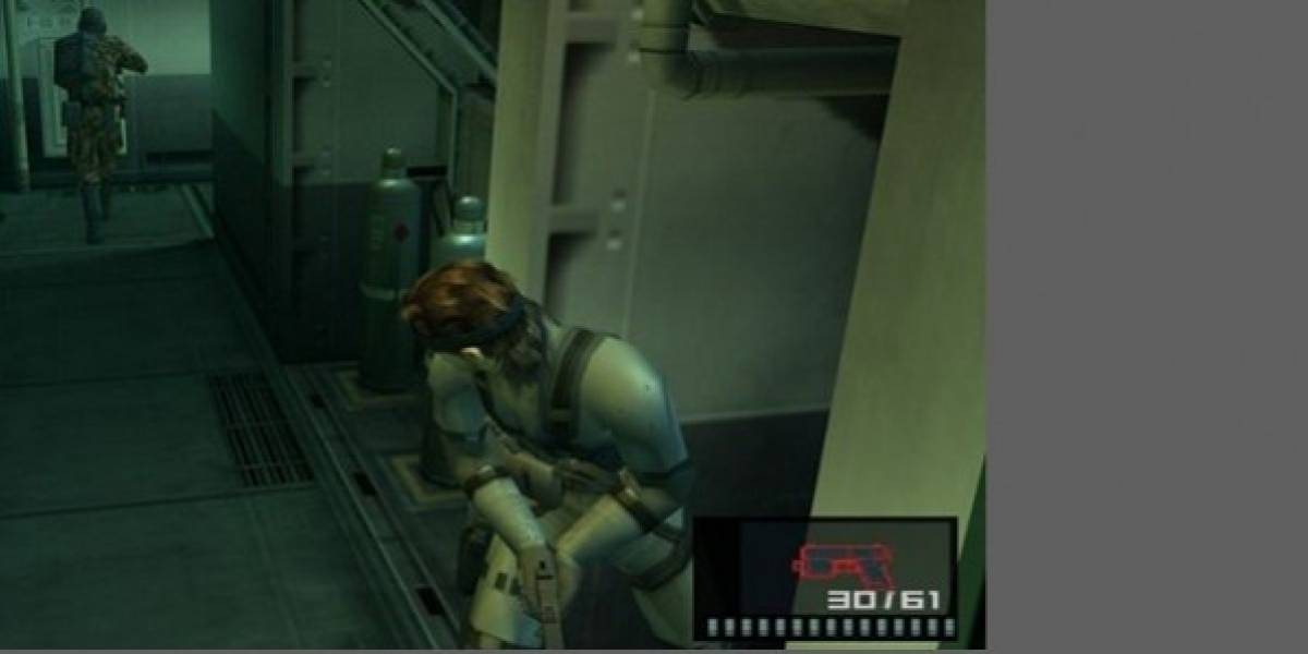 Metal Gear Solid HD y Zone of the Enders HD llegarán a Xbox 360 y Playstation 3