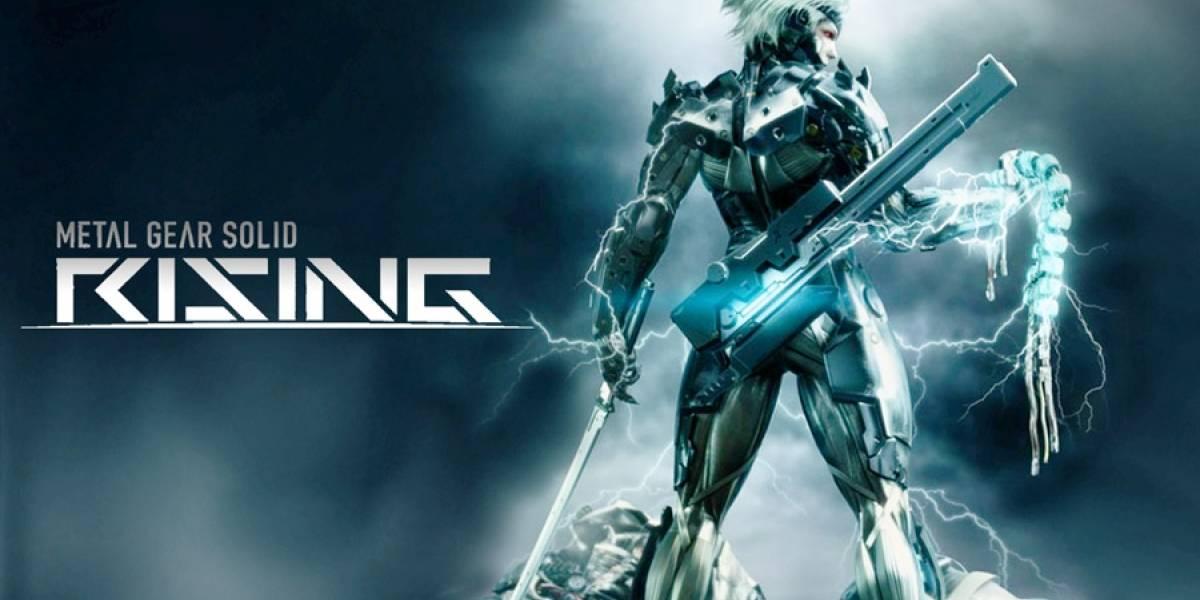 Metal Gear Solid: Rising vuelve a cambiar de productor