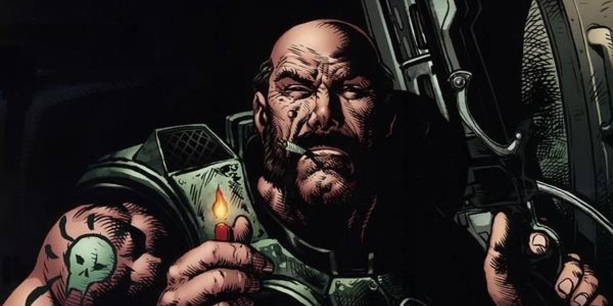 Gears of War 3 tendrá a Michael Barrick en el DLC de la campaña