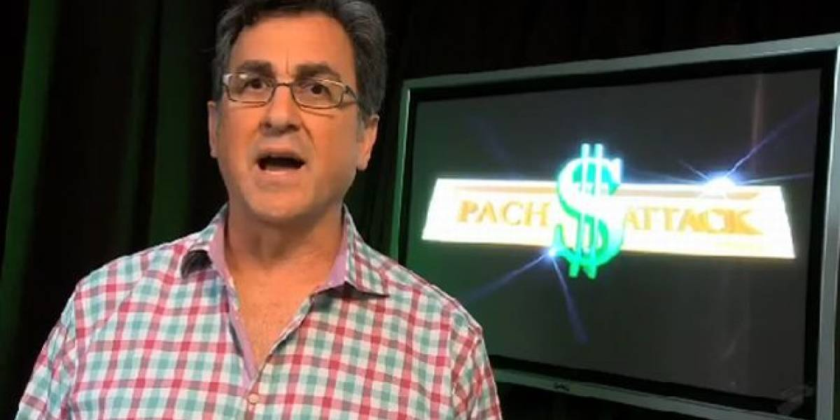 """Pachter dice que el DLC incluído en el disco es simplemente """"pura avaricia"""""""