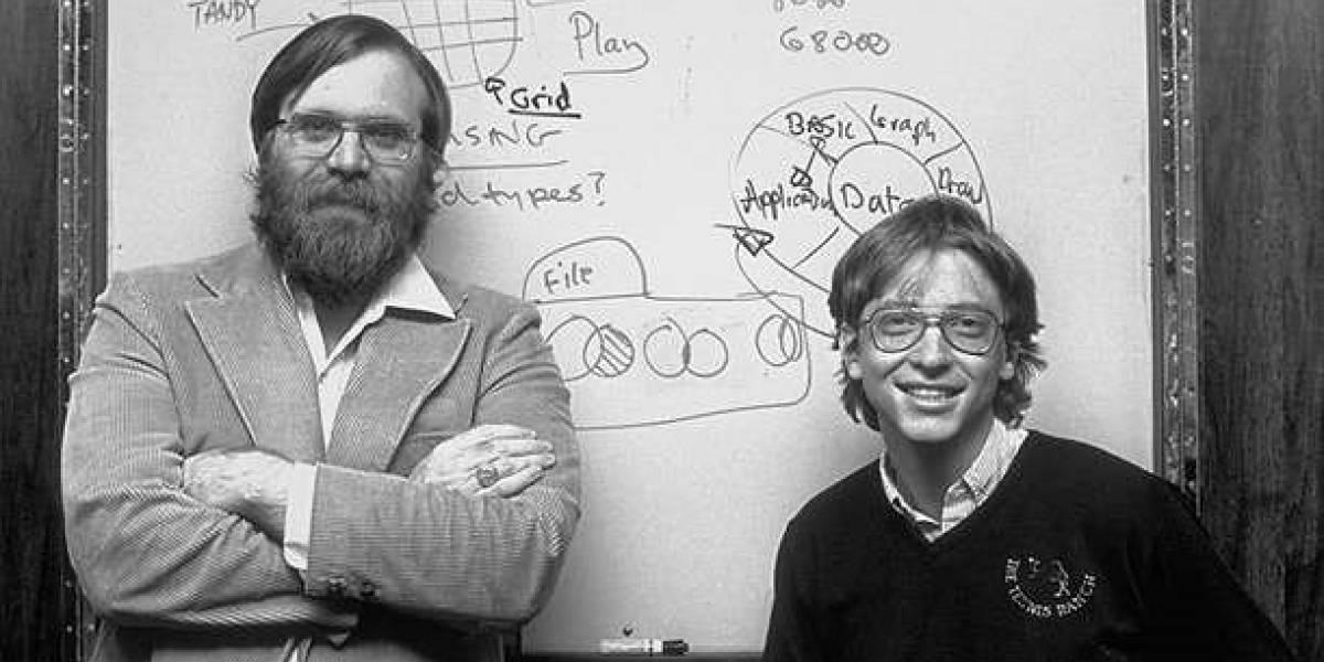 Paul Allen reventó a Bill Gates por querer sacarlo de Microsoft en sus inicios