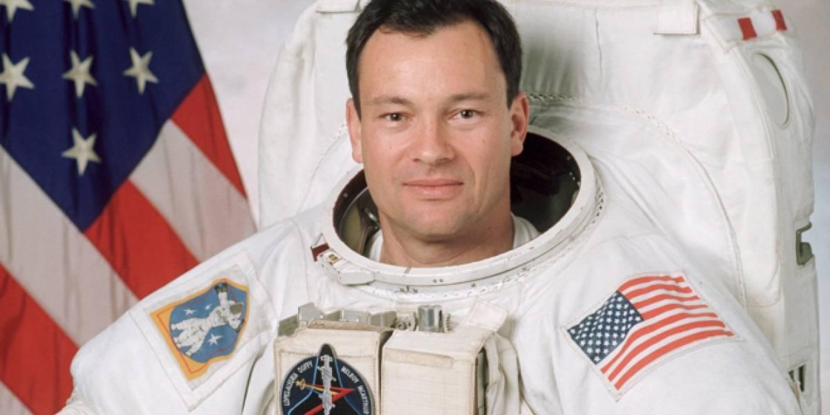 Astronauta español se jubila tras 20 años en la NASA