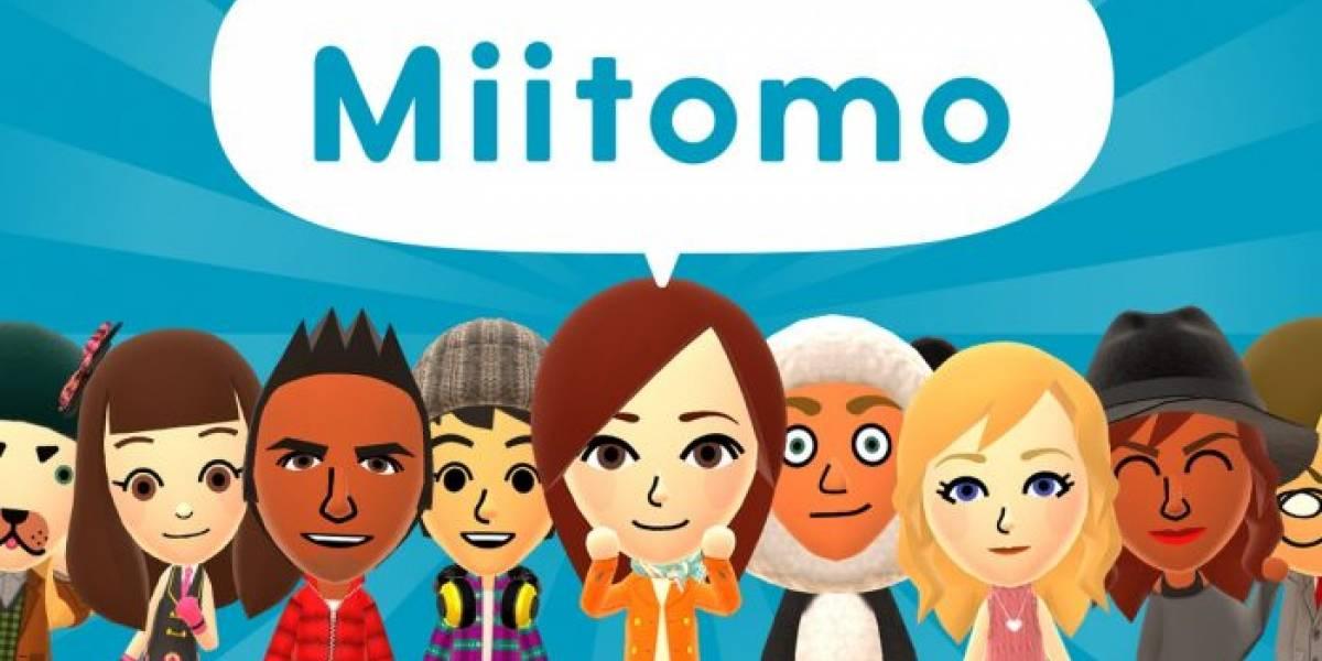 Miitomo, la red social de Nintendo para celulares, se acabará pronto