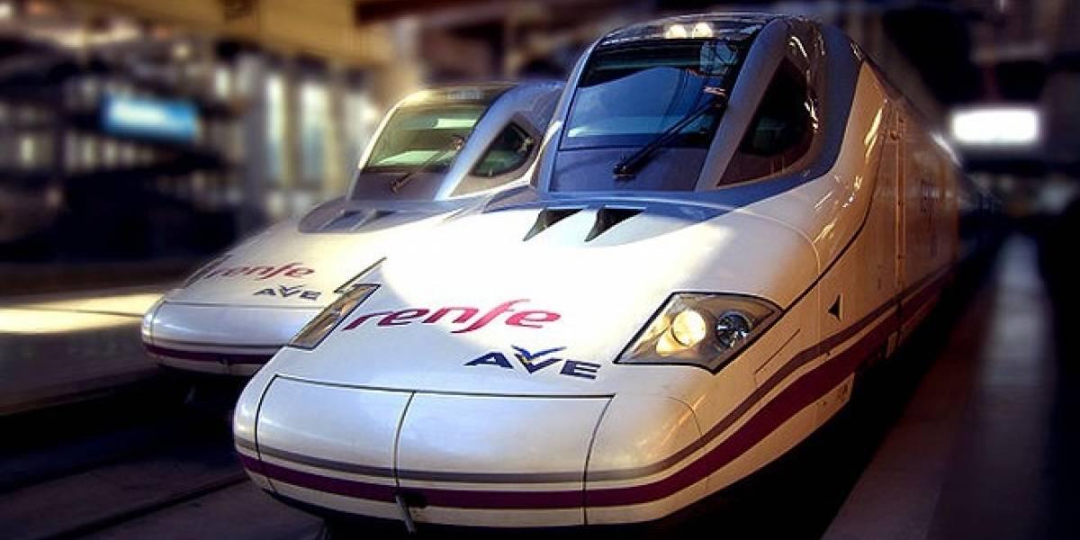 España: Billetes para el Ave y trenes de Media Distancia en tu teléfono inteligente