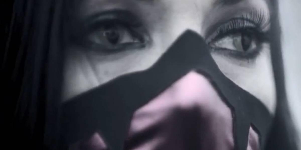Mileena en la versión extendida del trailer de Mortal Kombat para Vita