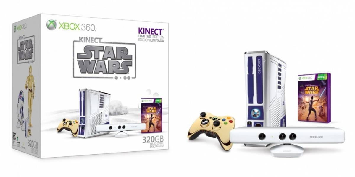 Kinect Star Wars, retrasado hasta nuevo aviso