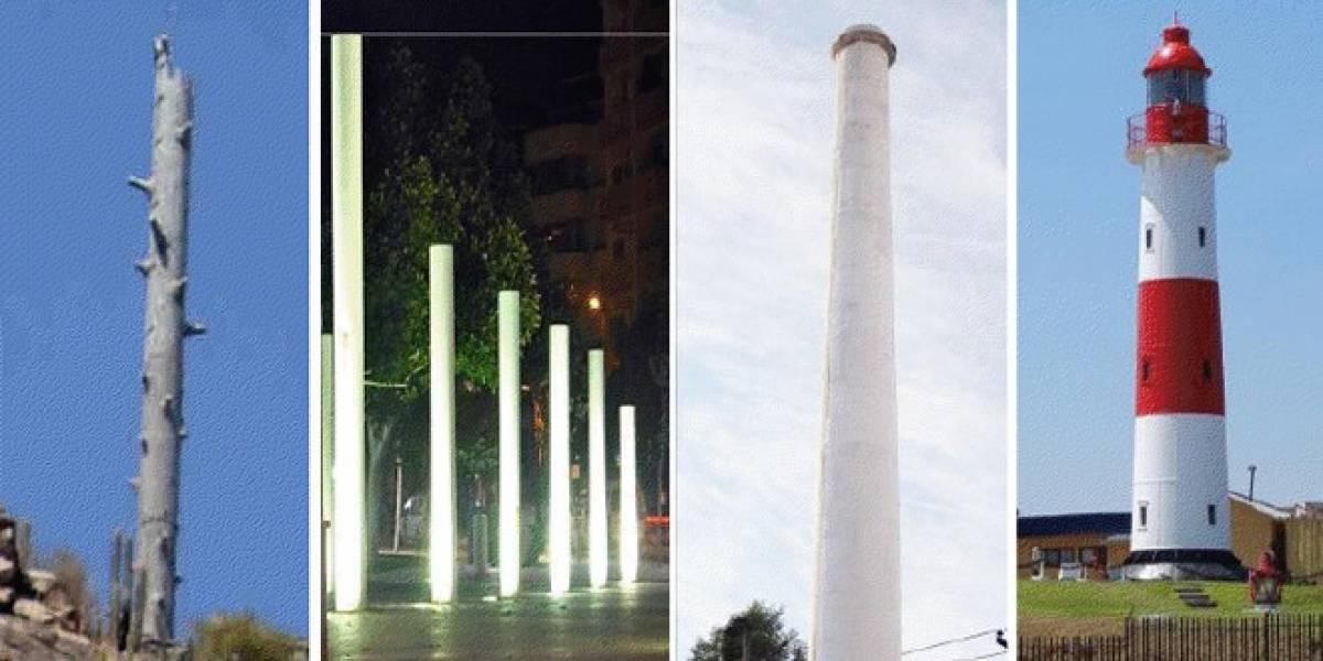 Chile: Así se van a camuflar las antenas para celulares en el paisaje