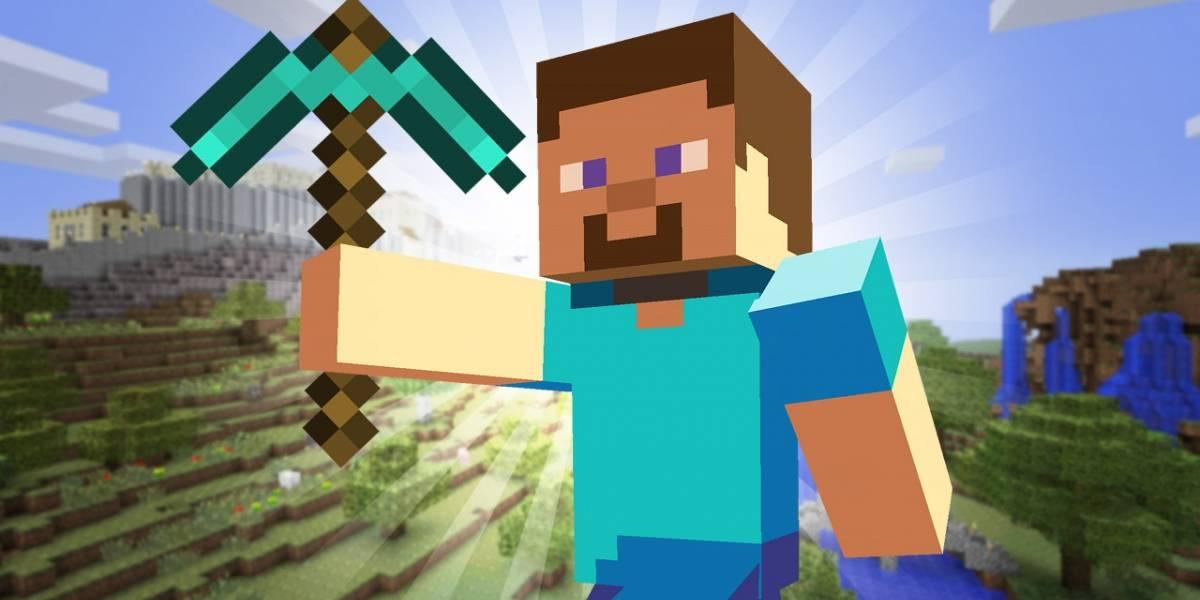Minecraft en Xbox 360 recibe su primera gran actualización