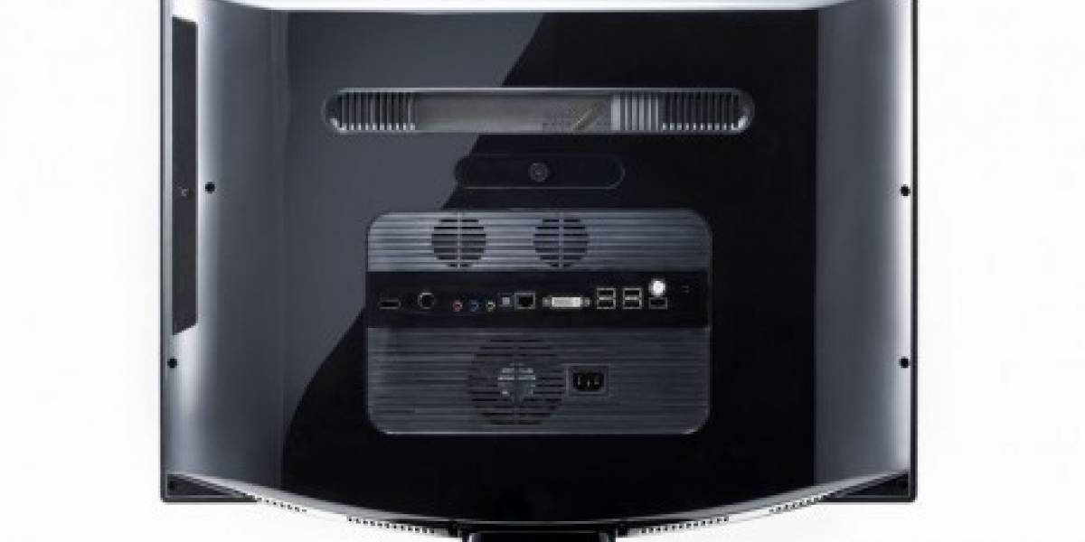"""Nuevo PC """"todo en uno"""" de Averatec"""