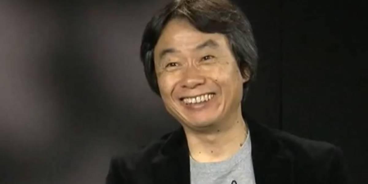Shigeru Miyamoto: No tengo intención de retirarme en lo absoluto