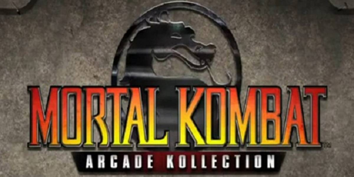 Mortal Kombat Arcade Kollection ya está disponible en Steam