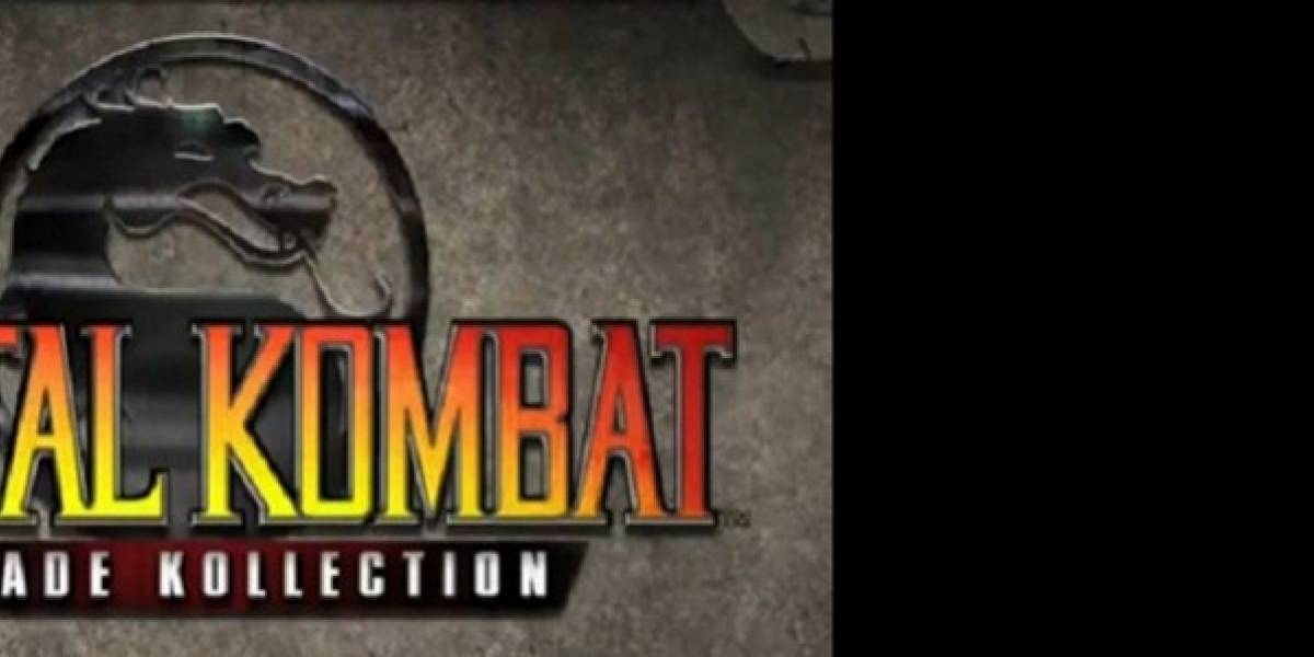 Mortal Kombat Arcade Kollection [NB Labs]