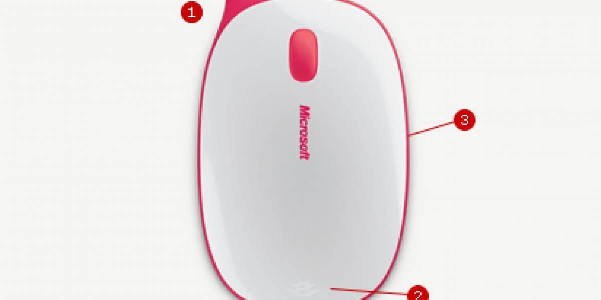 Microsoft presenta sus nuevos ratones Express Mouse y Comfort Mouse
