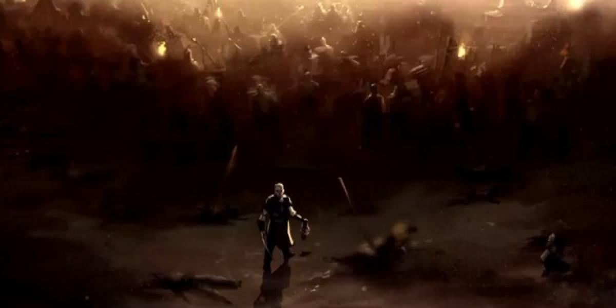Kitana y Mileena en el cuarto episodio de Mortal Kombat: Legacy