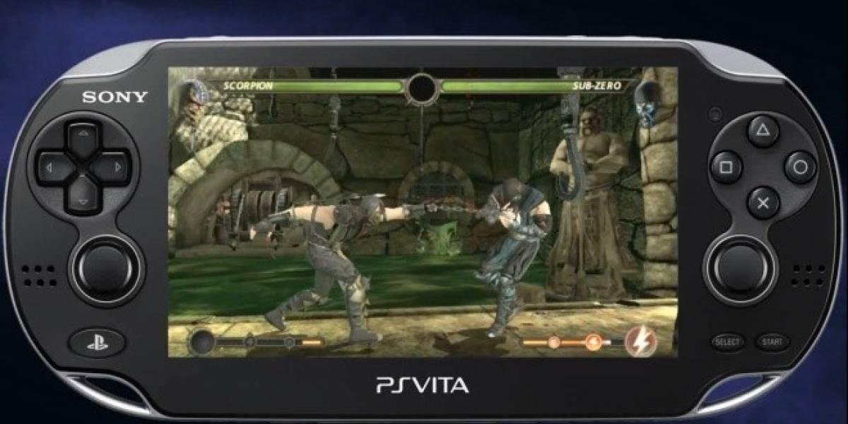 El nuevo trailer de Mortal Kombat para Vita es sangrientamente táctil
