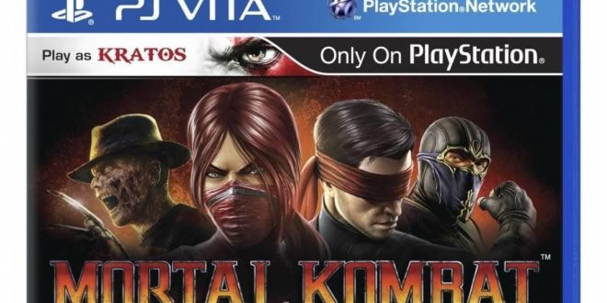 Y es oficial: Anuncian Mortal Kombat para PS Vita