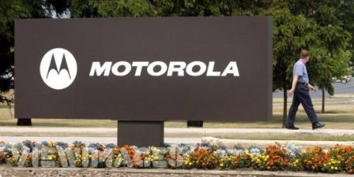 En Motorola van a despedir a 800 personas