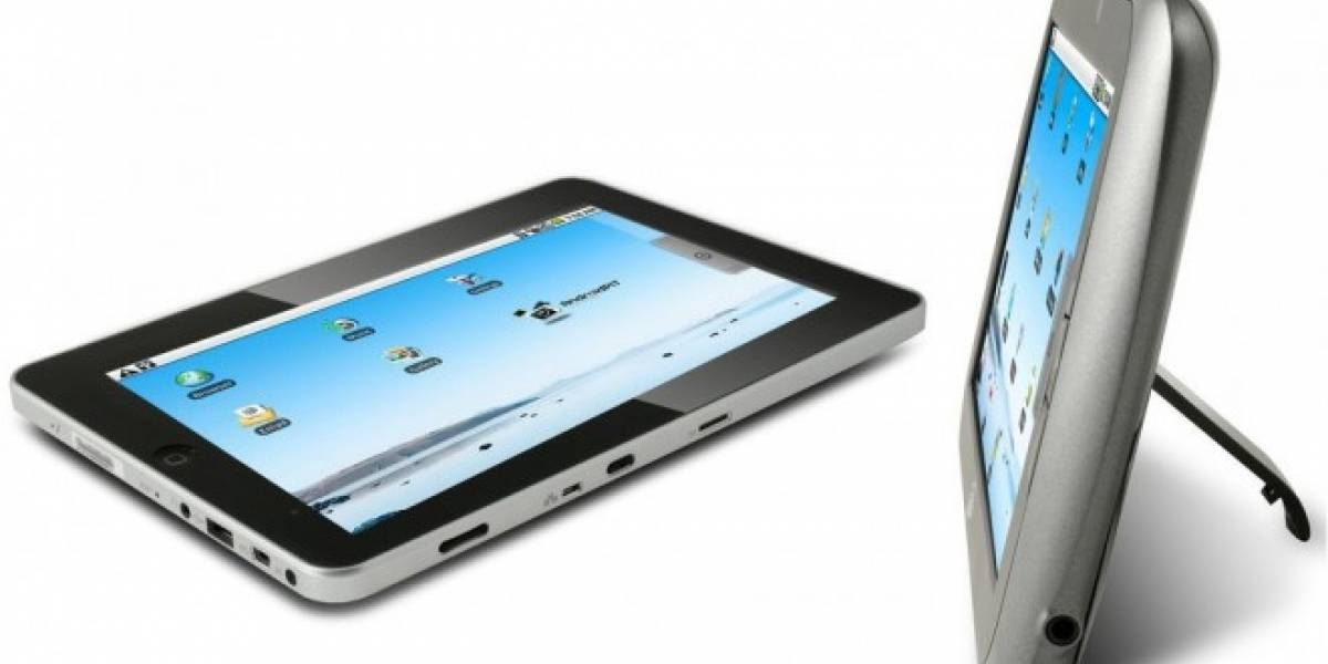 Point of View lanza sus tablets Mobii con Android en Europa