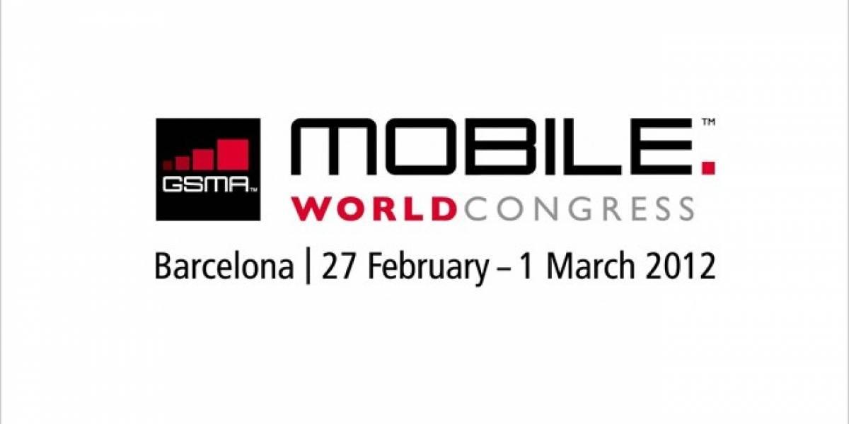 MWC 2012: Algunos teléfonos y tablets que veremos