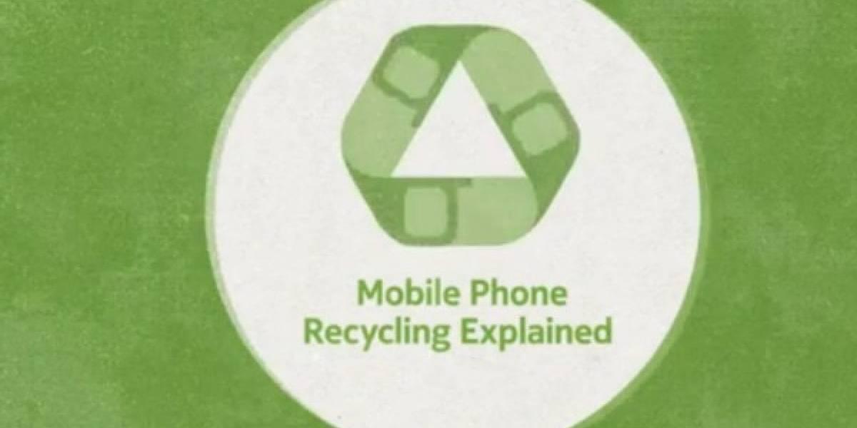 El reciclaje de móviles de Nokia en 2 minutos