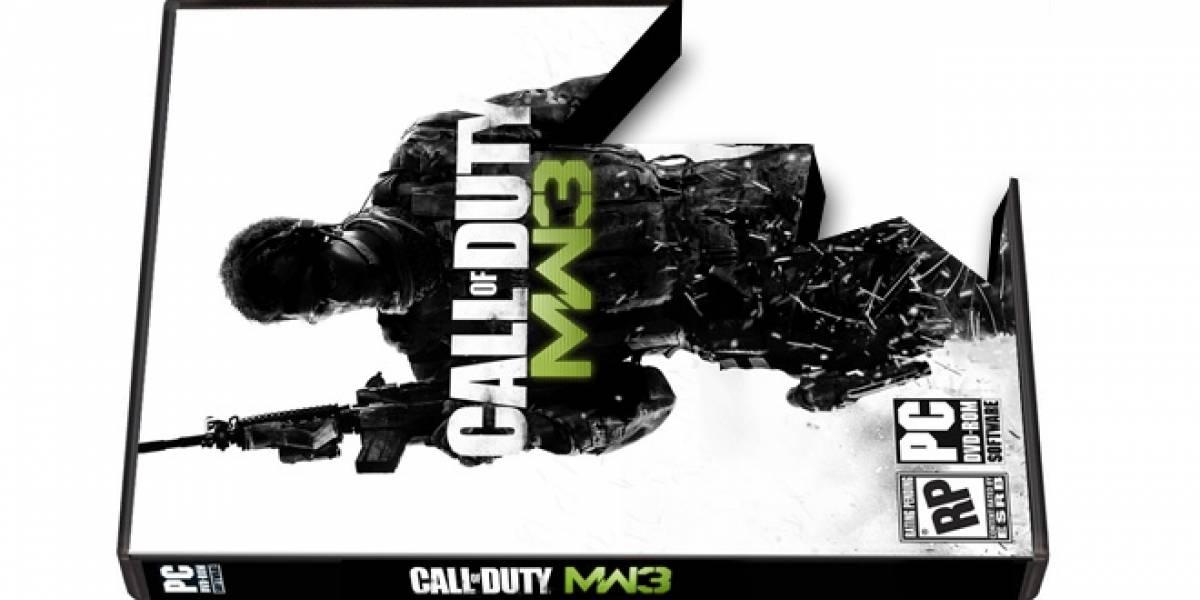 No se aguantó y robó la mitad de una copia de Modern Warfare 3