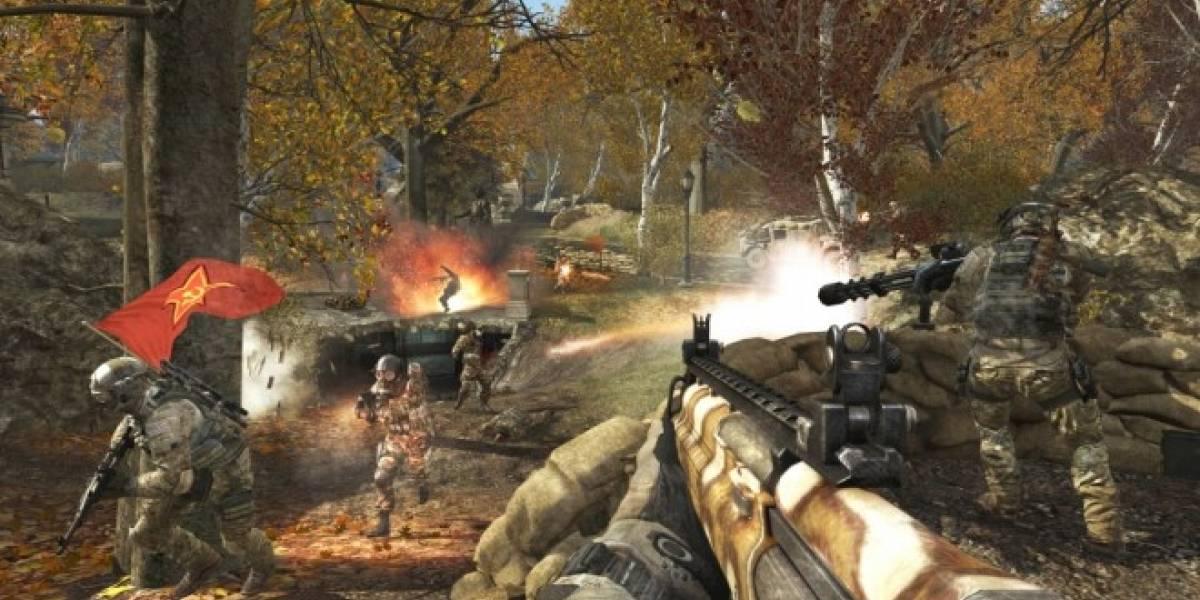 Fin de semana gratis de Modern Warfare 3 en Steam
